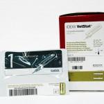VETSTAT RESPIRATORY/BG CASSETTE 5t/bx